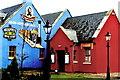 R5358 : Two Mile Inn - Thady O'Neills Restaurant - NE view by Joseph Mischyshyn