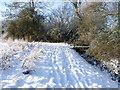 TL1388 : Public footpath near Manor Farm by Michael Trolove