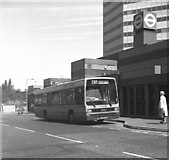 TQ3266 : West Croydon Bus Station by Dr Neil Clifton