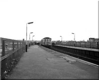 SD7807 : Radcliffe Central station by Dr Neil Clifton