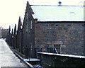NJ2340 : Bonded Warehouses at Dailuaine. by Ann Harrison