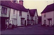 TL7835 : Castle Hedingham Youth Hostel by Michael Westley