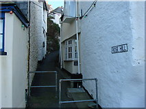 SW9980 : Rose Hill, Port Isaac by Bill Henderson