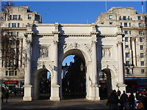 TQ2780 : Marble Arch by Colin Smith