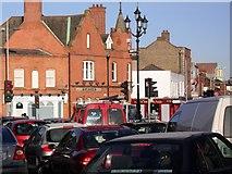 O1531 : Traffic congestion at Rathmines by Dean Molyneaux