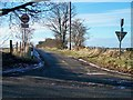 SP1030 : Road to Cutsdean by Michael Dibb