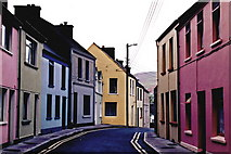 V4679 : Ring of Kerry - Cahirciveen - Street north of Main St by Joseph Mischyshyn