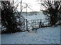 NZ2537 : Gateway on the Weardale Way by malcolm tebbit