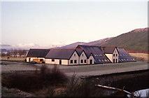 NN0858 : Isles of Glencoe Hotel, Ballachulish by Michael Jagger