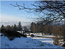 SD4095 : Lower slopes of Lindeth Fell by Ian Taylor