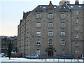 NT2776 : Former bonded warehouse, John's Place by Alan Murray-Rust