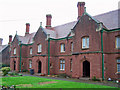 SX9392 : Almshouses in Grendon Road by Richard Dorrell