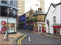 TQ3265 : Croydon: Middle Street by Dr Neil Clifton