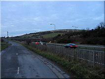 TQ2912 : Haresdean Lane by Simon Carey