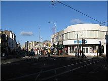 TQ3266 : London Road, West Croydon by Dr Neil Clifton