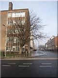 SJ3589 : The corner of Hope Street by John S Turner