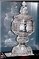 S5910 : Waterford Crystal showroom - Intricate piece by Joseph Mischyshyn