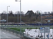 NS5566 : Govan from Partick by Thomas Nugent