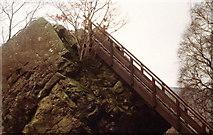 NY2516 : Bowder Stone by Michael Jagger