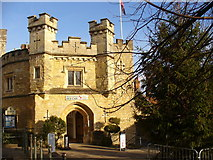 SP6934 : Buckingham Old Gaol by Colin Smith