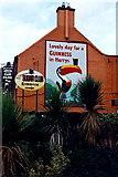 N6045 : Kinnegad - Harry's of Kinnegad Restaurant sign by Joseph Mischyshyn