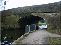 SD4763 : Bridge 110, Lancaster Canal by Michael Graham