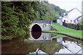 SJ6275 : Saltersford Tunnel, west end by Robin Webster