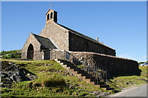 NY1717 : St James's Church, Buttermere by Bill Boaden