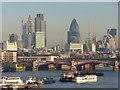 TQ3180 : City Skyline by Colin Smith