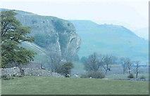 SD9768 : Kilnsey Crag by Michael Jagger