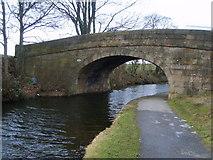 SD4763 : Bridge 109, Lancaster Canal by Michael Graham