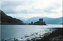 NG8825 : Eilean Donan Castle by Michael Jagger