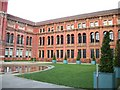 TQ2679 : Courtyard at Victoria and Albert Museum by PAUL FARMER