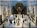 TQ2779 : Medieval and Renaissance Galleries at the Victoria and Albert Museum by PAUL FARMER