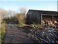 TL6173 : Moor Farm by Hugh Venables