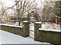 SE3400 : Tankersley Peace Garden by David Rogers