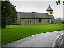 SO4465 : St.Michael & All Angels' church by Chris Gunns