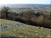 ST7593 : Wotton Hill by Derek Harper