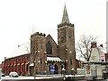 J3773 : Kirkpatrick Memorial Presbyterian church, Belfast (2) by Albert Bridge