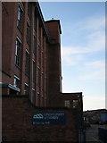 SK3436 : Britannia Mill, University of Derby, Mackworth Road, Derby by Eamon Curry