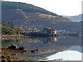NN2803 : Loch Long Torpedo Range, Arrochar by Phil Champion