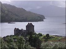 NG8825 : Eilean Donan Castle by Astrid H