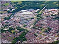 SD7806 : Aerial view of Radcliffe by David Dixon