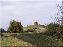 SP3952 : Burton Dassett Hills Beacon by Gordon Griffiths
