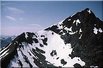 NN1771 : Carn Mòr Dearg Arête by Russel Wills