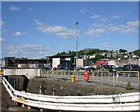 NM8529 : Ferry Terminal, Oban by David P Howard