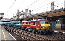 TM1543 : Ipswich station by roger geach