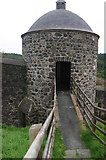 C7535 : Dovecote and ice house Downhill demesne by Jo Turner