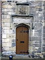 NZ2464 : Doorway to Cordwainers' Hall, Blackfriars by Andrew Curtis
