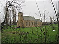 NZ4057 : St Peter's Church, Monkwearmouth by Les Hull